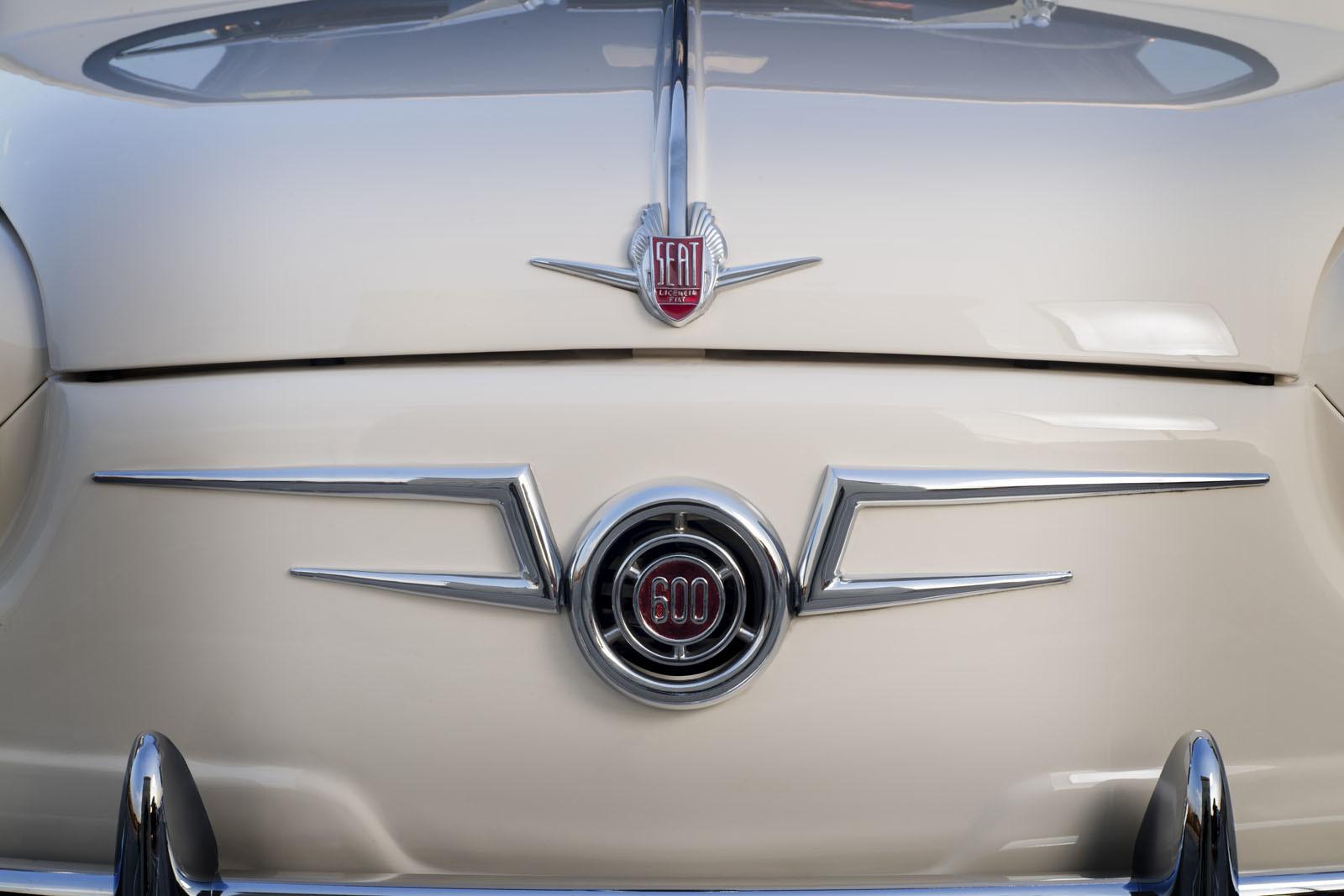 Foto de SEAT 600 (50 Aniversario) (18/64)
