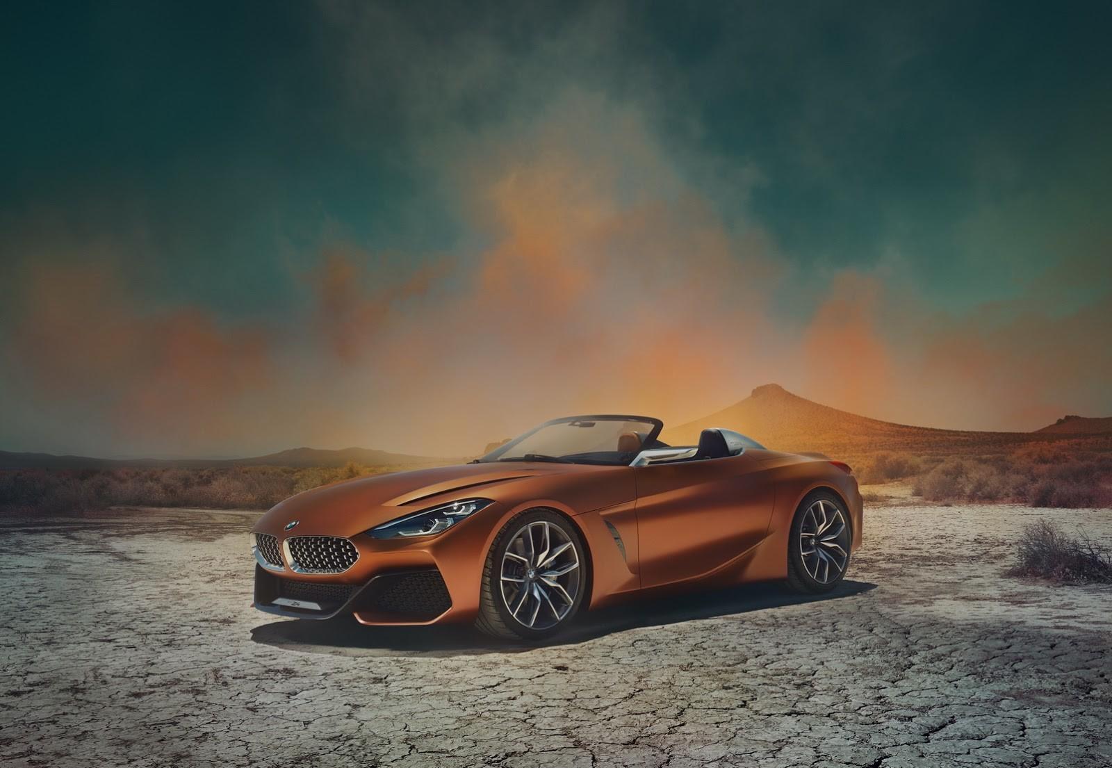 Foto de BMW Z4 Concept (1/19)