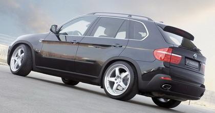 BMW X5 preparado por Hamann
