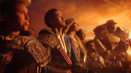 El tráiler de acción real de Fallout 76 dura menos de un minuto, pero es alucinante
