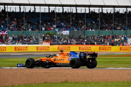 Sainz Silverstone F1 2019 2