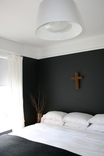 Elegir colores para un dormitorio sobrio