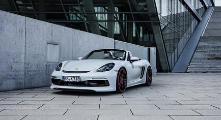 TechArt le hace un traje al Porsche 718 GTS y le lleva hasta los 415 CV