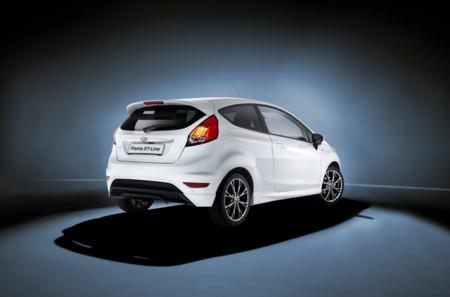 Ford Focus y Fiesta ST-Line