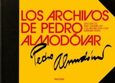 Libro 'Los Archivos de Pedro Almodóvar' de Taschen