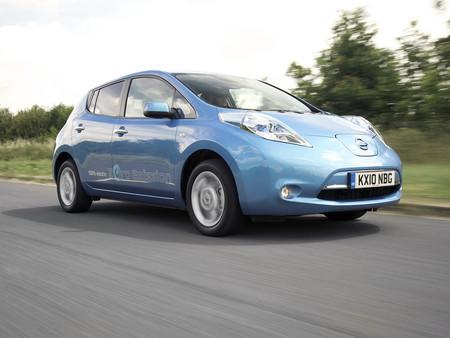Nissan Leaf Usado