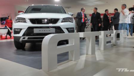 SEAT Ateca: compacidad y amplitud en el esperado SUV de SEAT