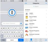 1Password actualiza sus aplicaciones para iOS y OS X