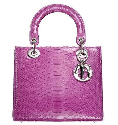 Bolso Lady Dior, gusto y colores en un solo accesorio