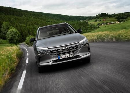 Hyundai Kia Autos Hidrogeno 3