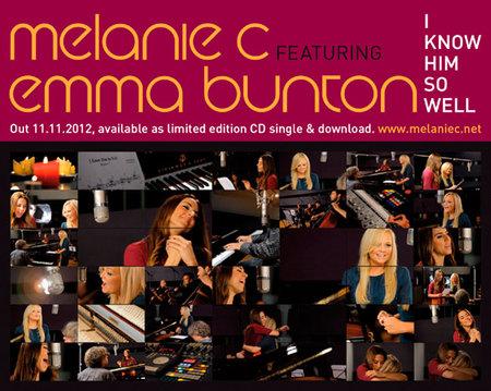 ¡Mel C y Emma Bunton juntas de nuevo! ¿Y el resto de las Spice, qué?