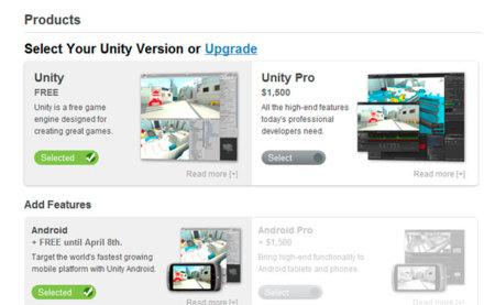 Unity3d Regala Su Version Basica Para Crear Juegos En Android Hasta