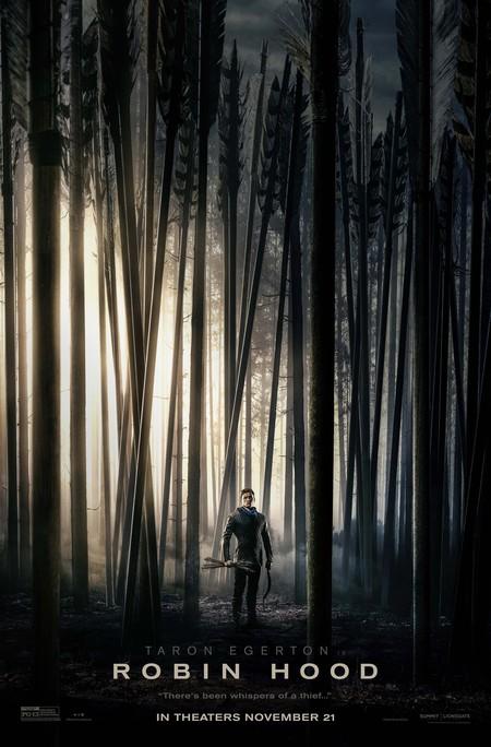 Robin Hood Reboot Poster