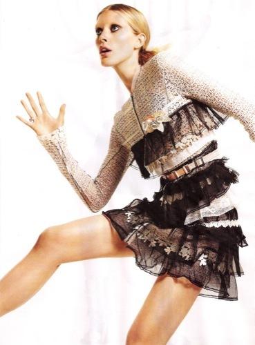 Los vestidos de moda para esta Primavera-Verano 2010. Nina Ricci