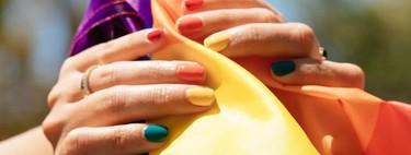 Las uñas multicolor son máxima tendencia: nos inspiramos en las creaciones de los profesionales de la manicura de las famosas