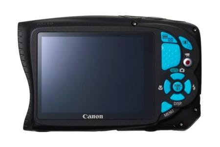 Canon D20 pantalla