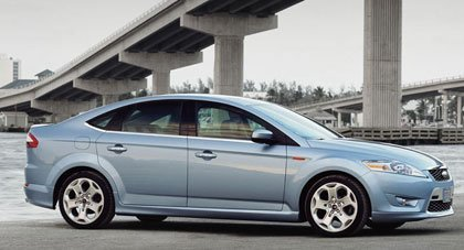 Ford Mondeo 2007 en