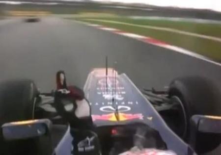 Sebastian Vettel se arriesga a una sanción por su