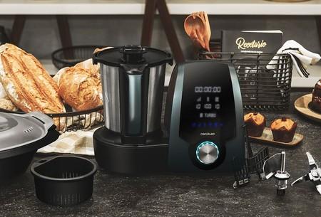 Robot de cocina Mambo Cecotec 7090, la alternativa española a la Thermomix, más barato que nunca en Plaza: 169 euros y envío gratis