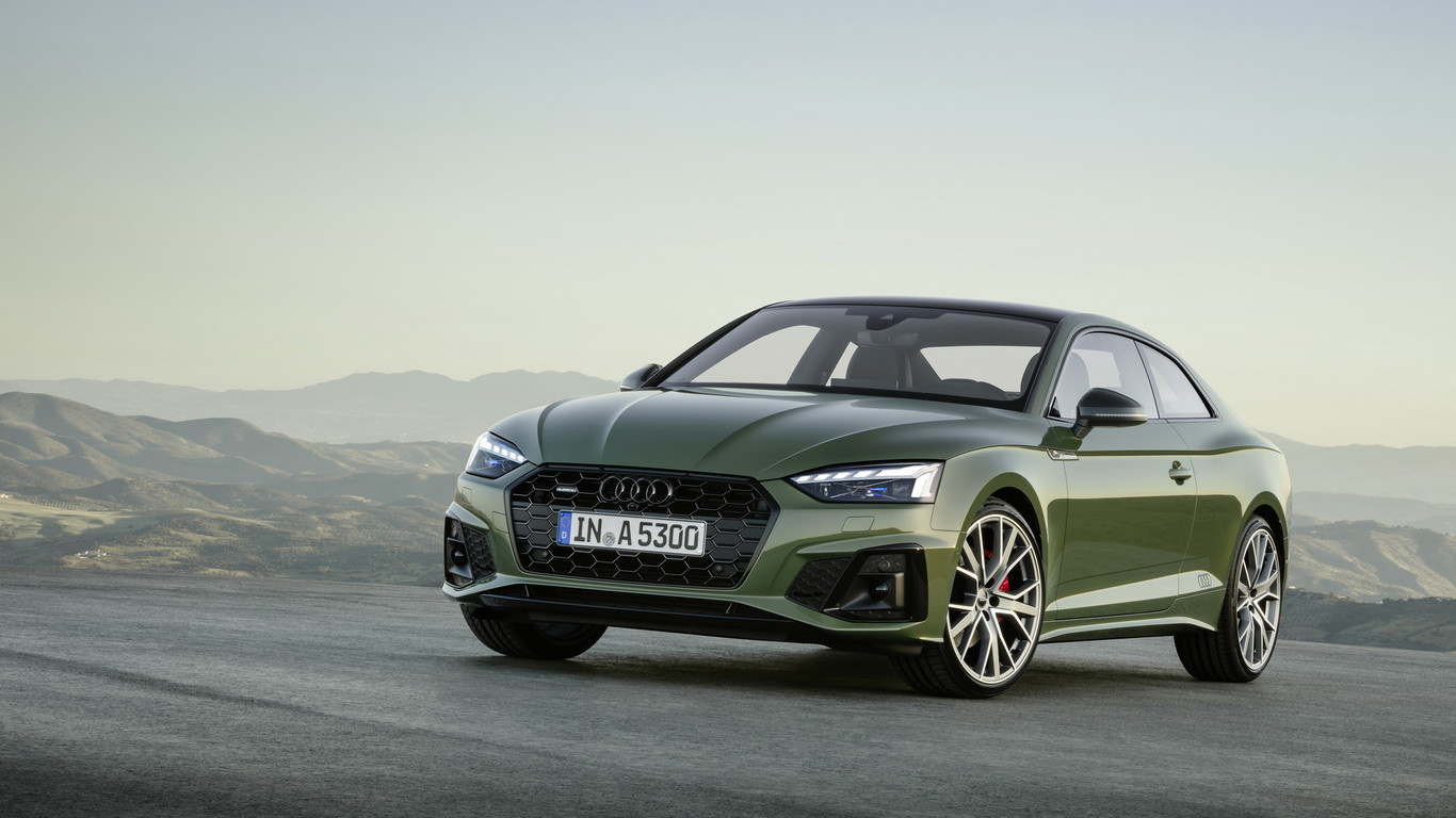 2021 Audi A5 Coupe Picture
