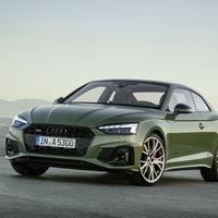 El Audi A5 2020 afina su rostro y suma tecnología