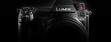 Panasonic Lumix S1 y S1R: dos nuevas cámaras sin espejo Full Frame dispuestas a competir de tú a tú con las de Sony, Nikon y Canon