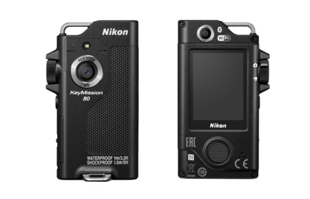 Nikon Keymission 80 Xatakafoto