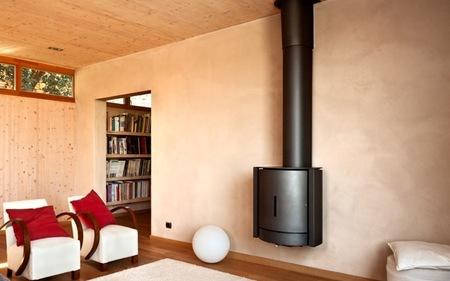 Ecoclay, revestimiento natural de arcilla para la pared