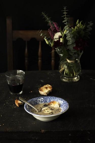 Paseo por la gastronomía de la red: es temporada de setas