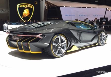 Lamborghini Centenario 40