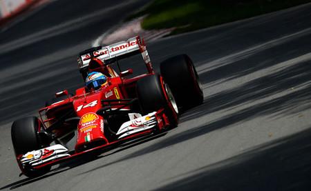 Fernando Alonso sigue en su línea con un Ferrari que no tiene lo que hay que tener