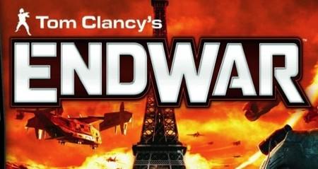 'Tom Clancy's EndWar' confirmado para DS y PSP