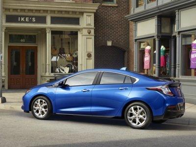 Habemus precio para el Chevrolet Volt 2016 en EEUU