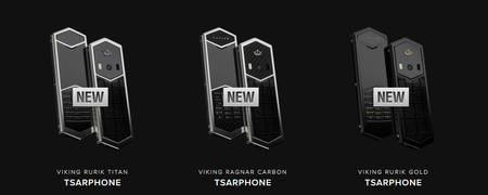 Caviar Tsar Phone