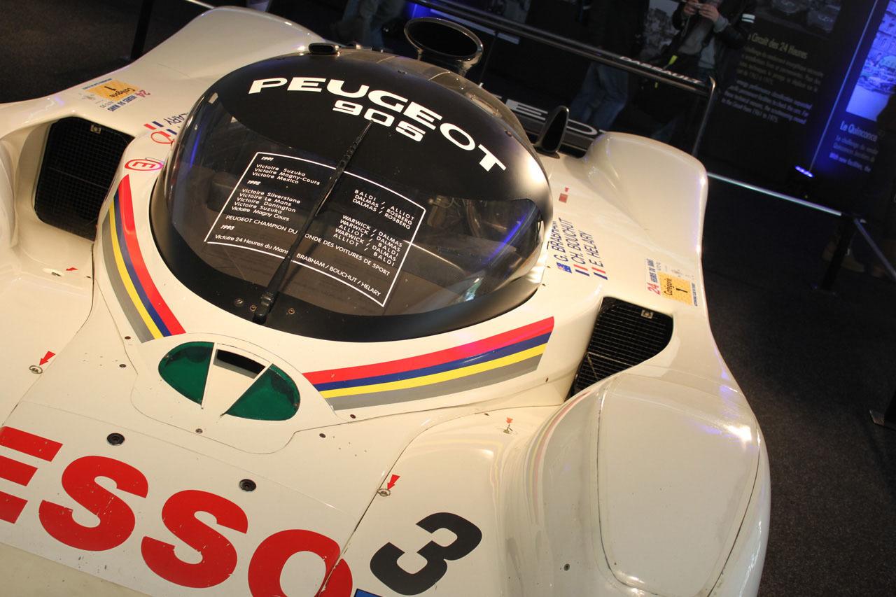 Foto de 24 horas de Le Mans 2013 - 10 coches de leyenda (54/140)