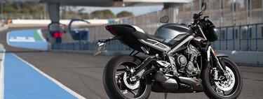 Triumph regresa a Supersport: correrán con la Triumph Street Triple RS el Campeonato Británico de SBK