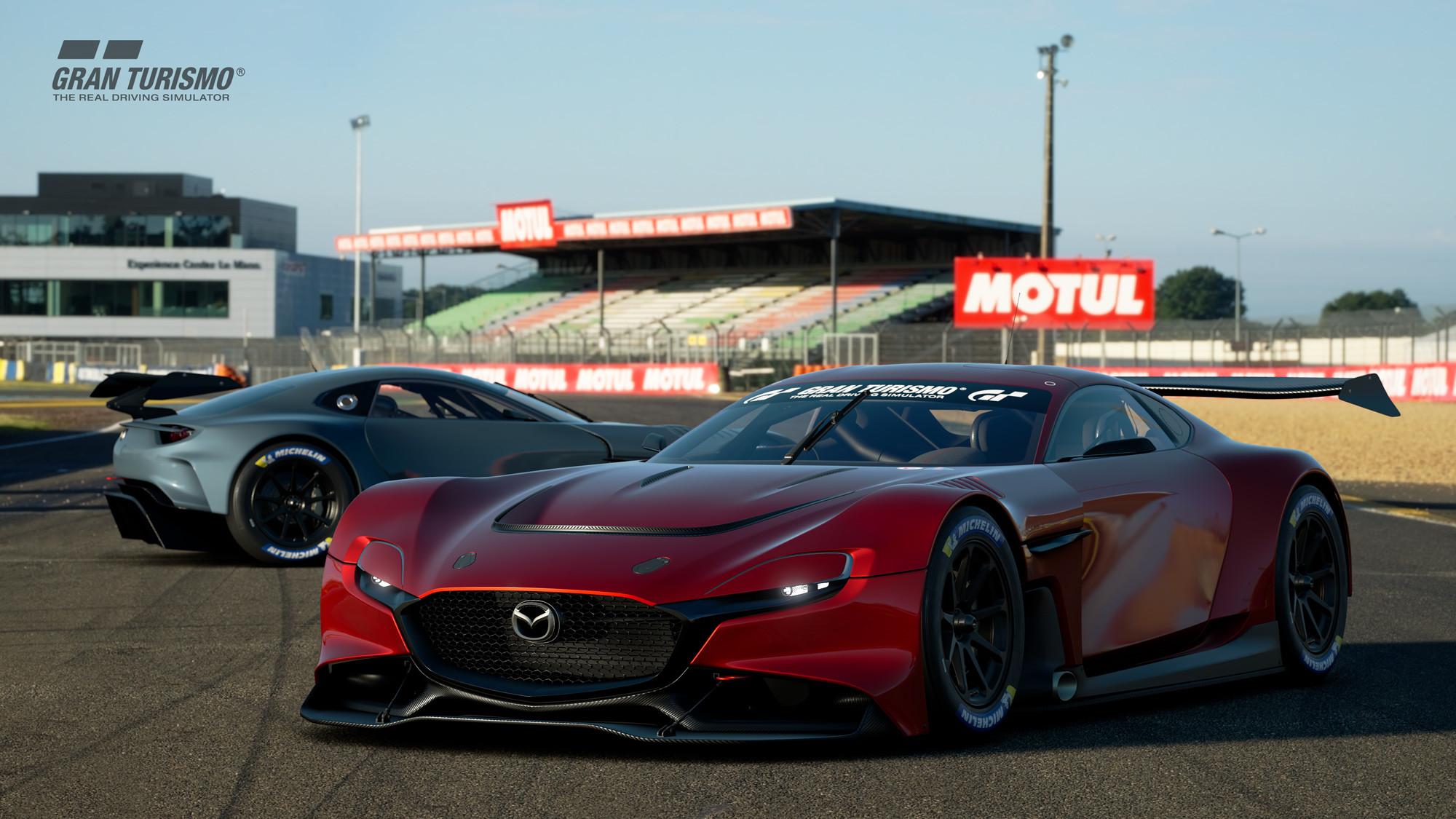 Foto de Mazda RX-Vision GT3 (10/24)