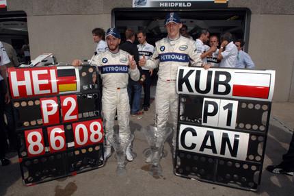 Resumen Temporada 2008: BMW Sauber