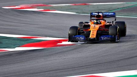 Norris Barcelona F1 2019
