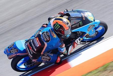 Aron Canet Moto3 Motogp Republica Checa 2018