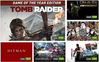 Tomb Raider, Sleeping Dogs y más juegos de Square están de oferta en la Humble Store