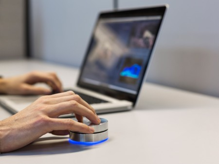 Griffin PowerMate es un interesante controlador Bluetooth para múltiples usos