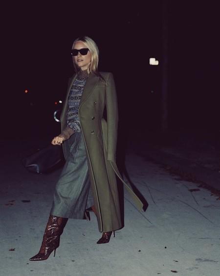 El street style nos muestra con clase y elegancia 11 maneras de combinar unas botas altas esta temporada