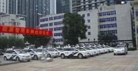 BYD suplirá a la policía china con 500 vehículos eléctricos para patrullar