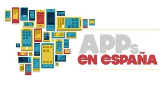 Aplicaciones para móviles en España