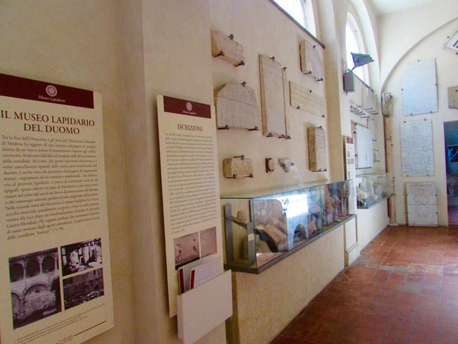 Museo Lapidarium Módena