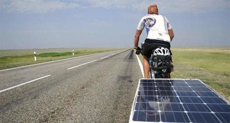 Sun Trip, un viaje a través de Europa en bicicleta eléctrica