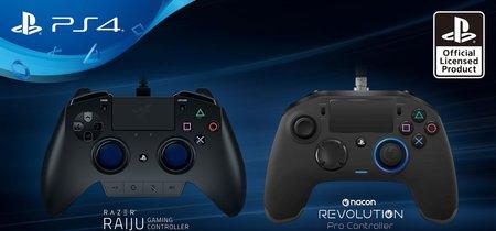 """Esto es todo lo que tienes que saber sobre los nuevos mandos """"Elite"""" oficiales de PS4"""