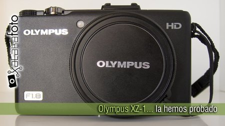 Olympus XZ-1, la hemos probado