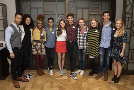'High School Musical: The Musical', la serie de Disney+ empieza su rodaje con la primera imagen de los nuevos Wildcats